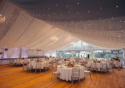 Ślub w plenerze pod namiotem